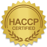 HAACP Certified